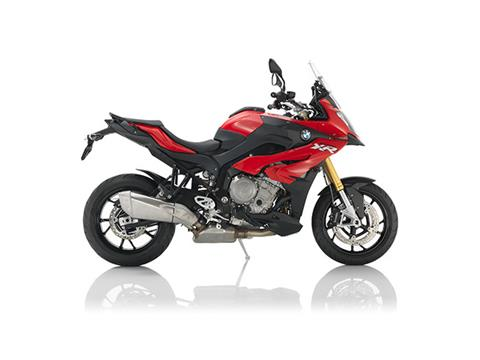 2016 BMW S 1000 XR in Sioux City, Iowa
