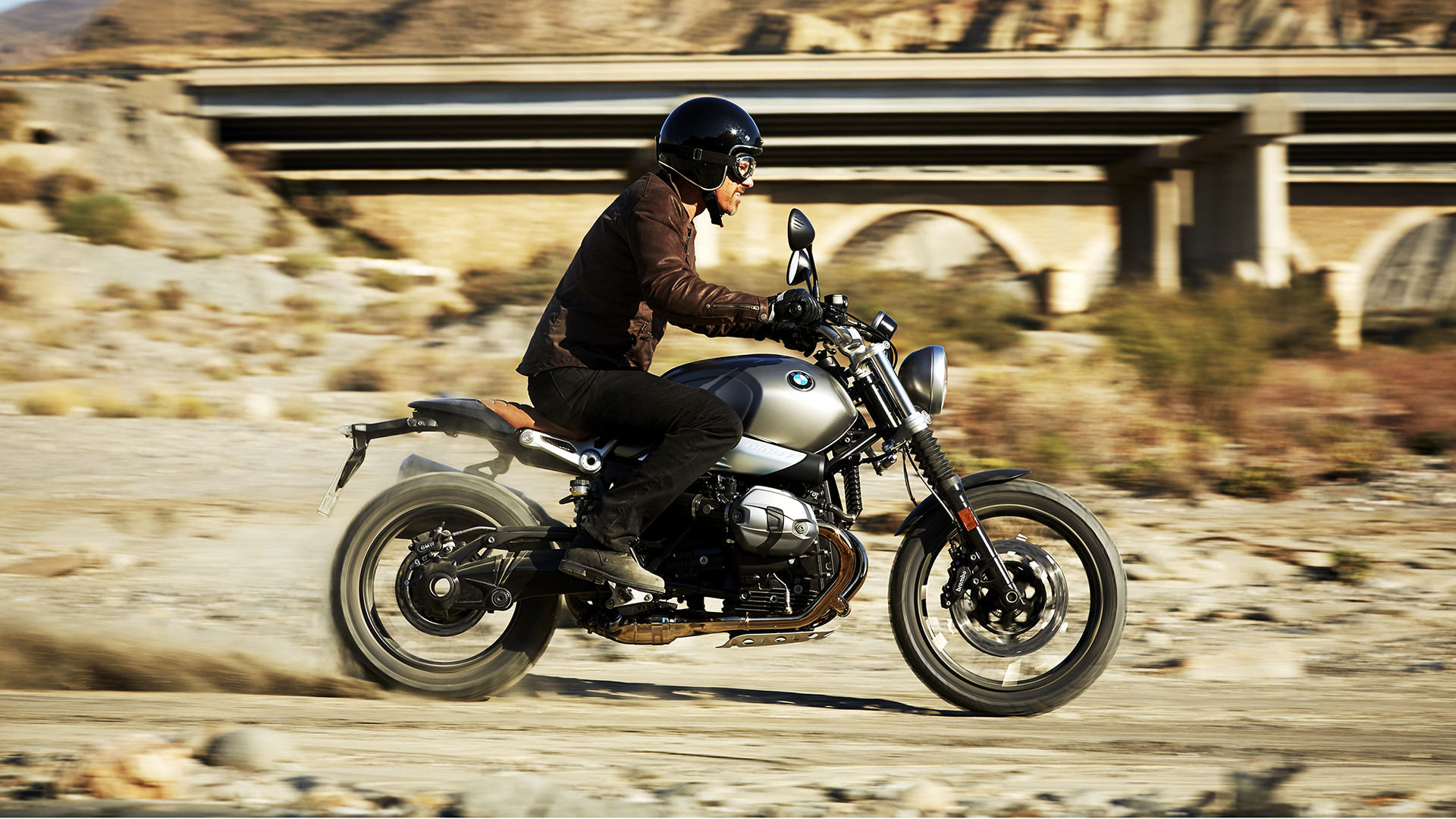 2016 BMW R nineT Scrambler in Orange, California