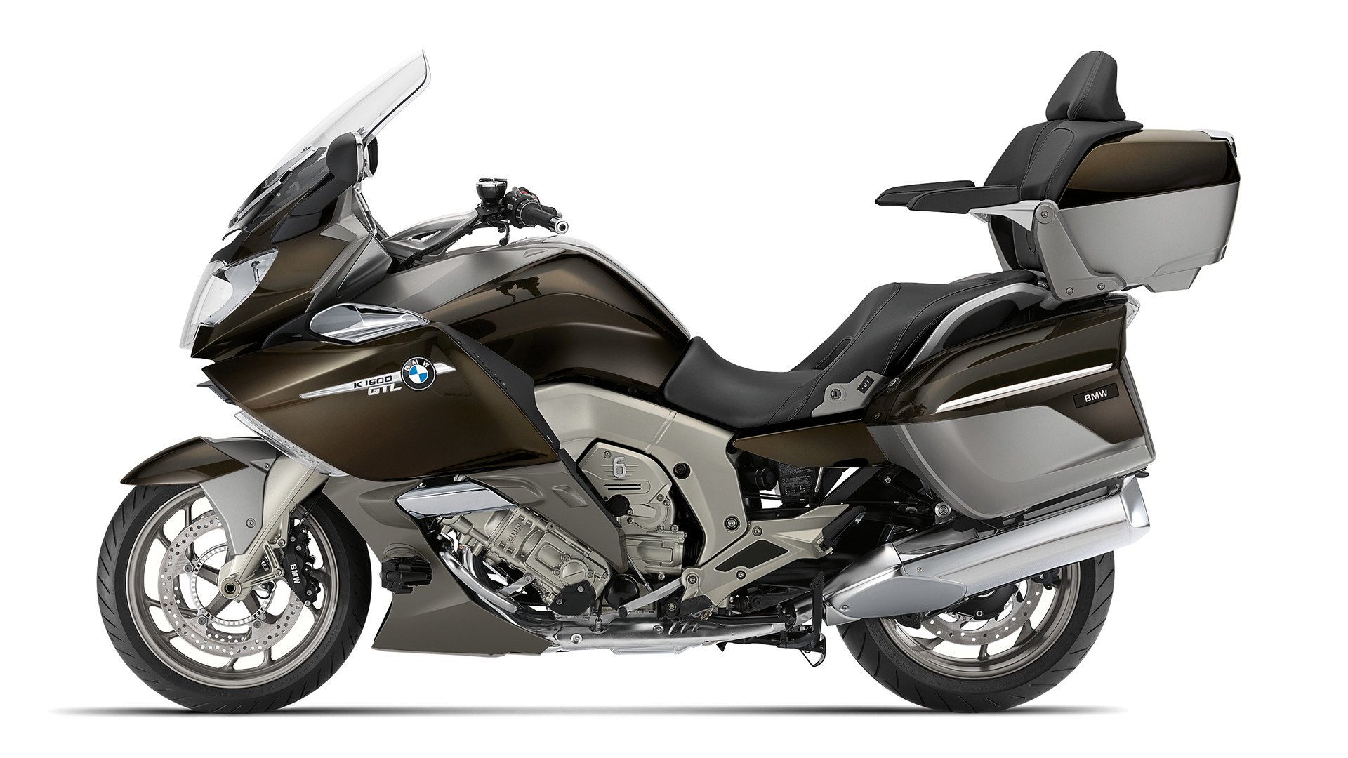 2016 BMW K 1600 GTL Exclusive in Greenville, South Carolina