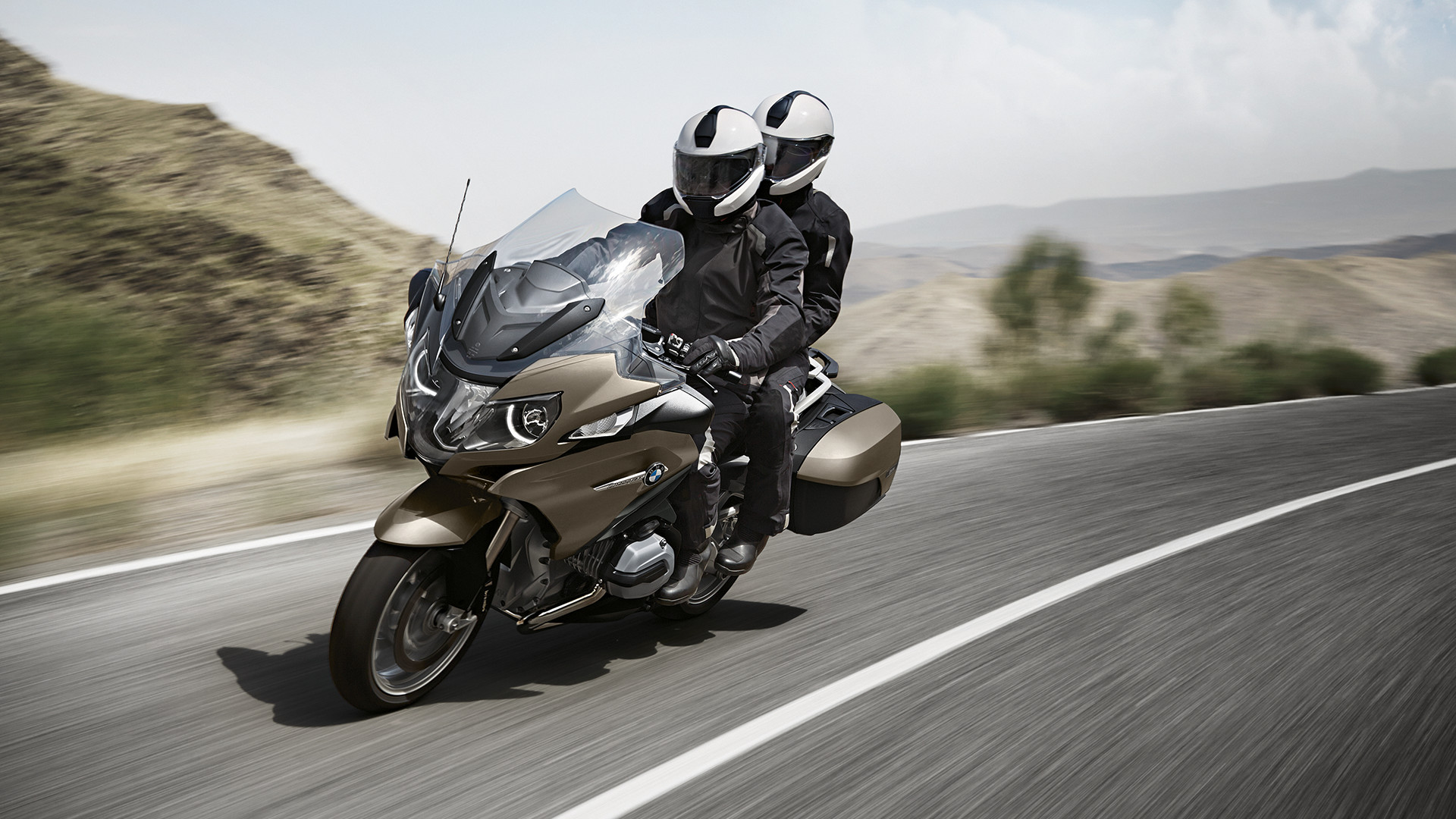 2016 BMW R 1200 RT in Centennial, Colorado
