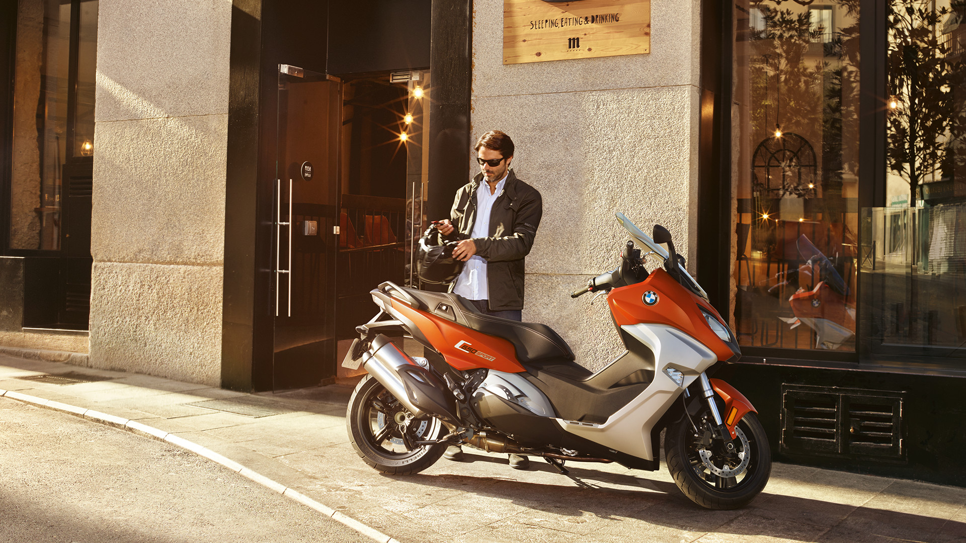 2016 BMW C 650 Sport in Baton Rouge, Louisiana - Photo 5