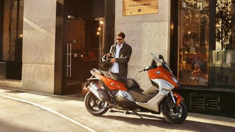2016 BMW C 650 Sport in Chico, California
