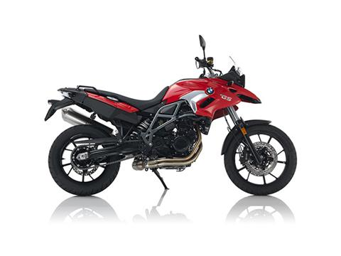 2017 BMW F 700 GS in Hilliard, Ohio