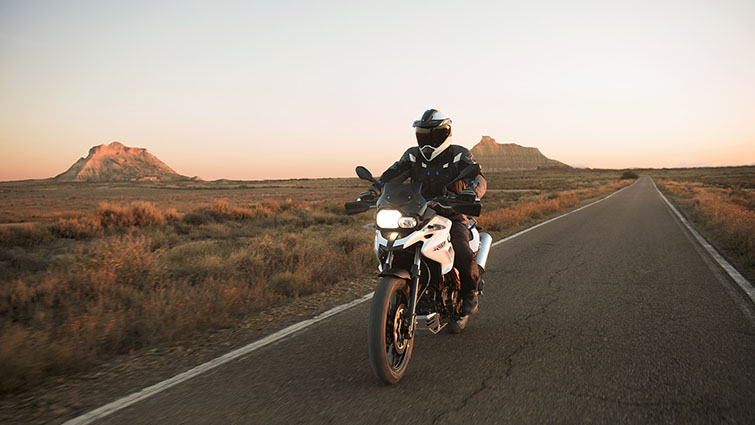 2017 BMW F 700 GS in Sioux City, Iowa