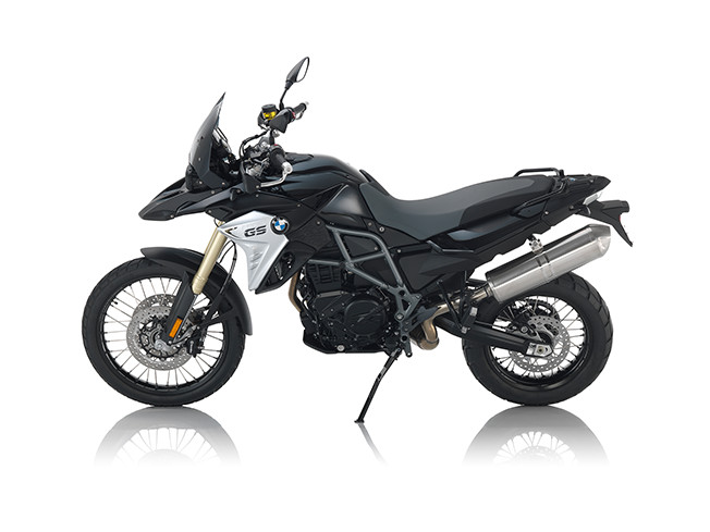 2017 BMW F 800 GS in Palm Bay, Florida