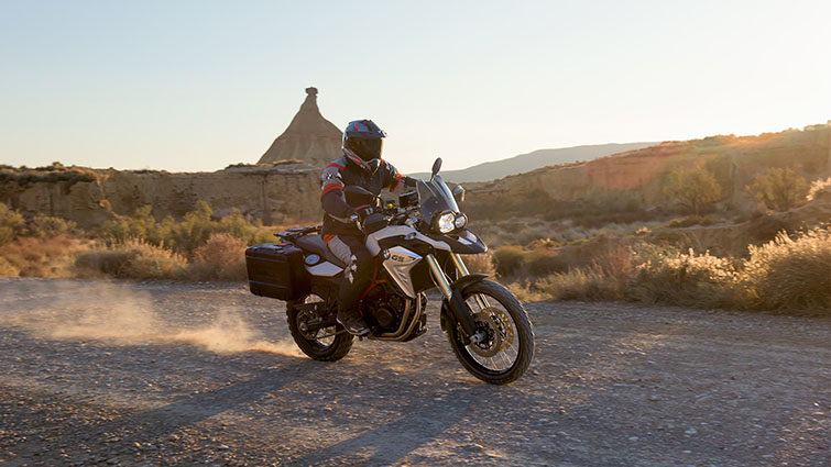 2017 BMW F 800 GS in Chico, California