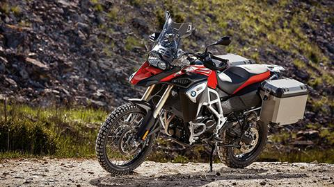 2017 BMW F 800 GS Adventure in Greenville, South Carolina