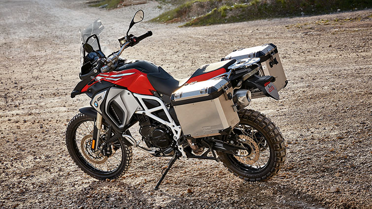 2017 BMW F 800 GS Adventure in Columbus, Ohio