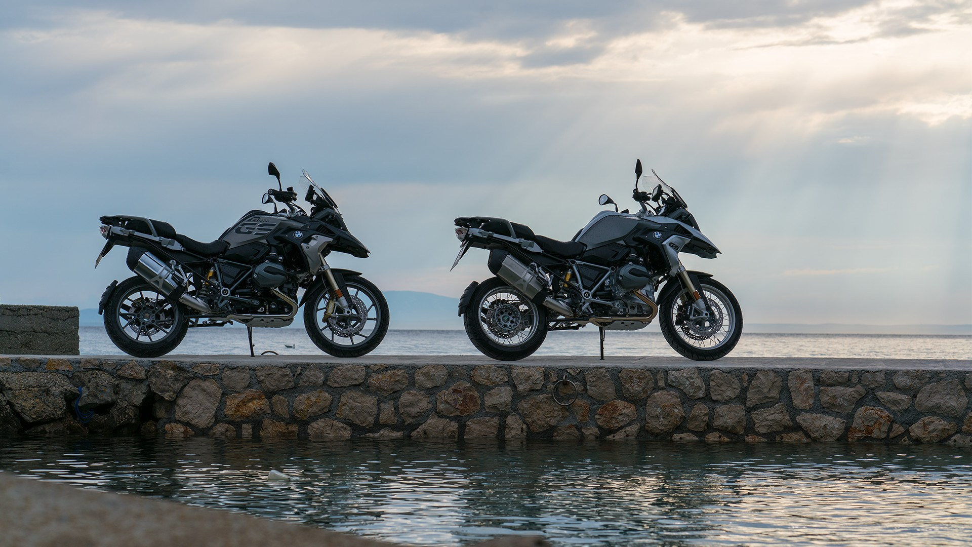 2017 BMW R 1200 GS in Orange, California