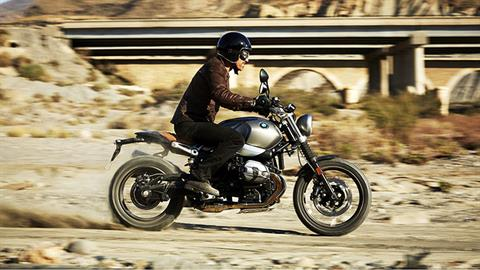 2017 BMW R nine T Scrambler in New Philadelphia, Ohio