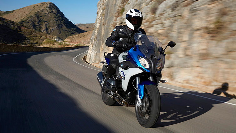 2017 BMW R 1200 RS in Greenville, South Carolina