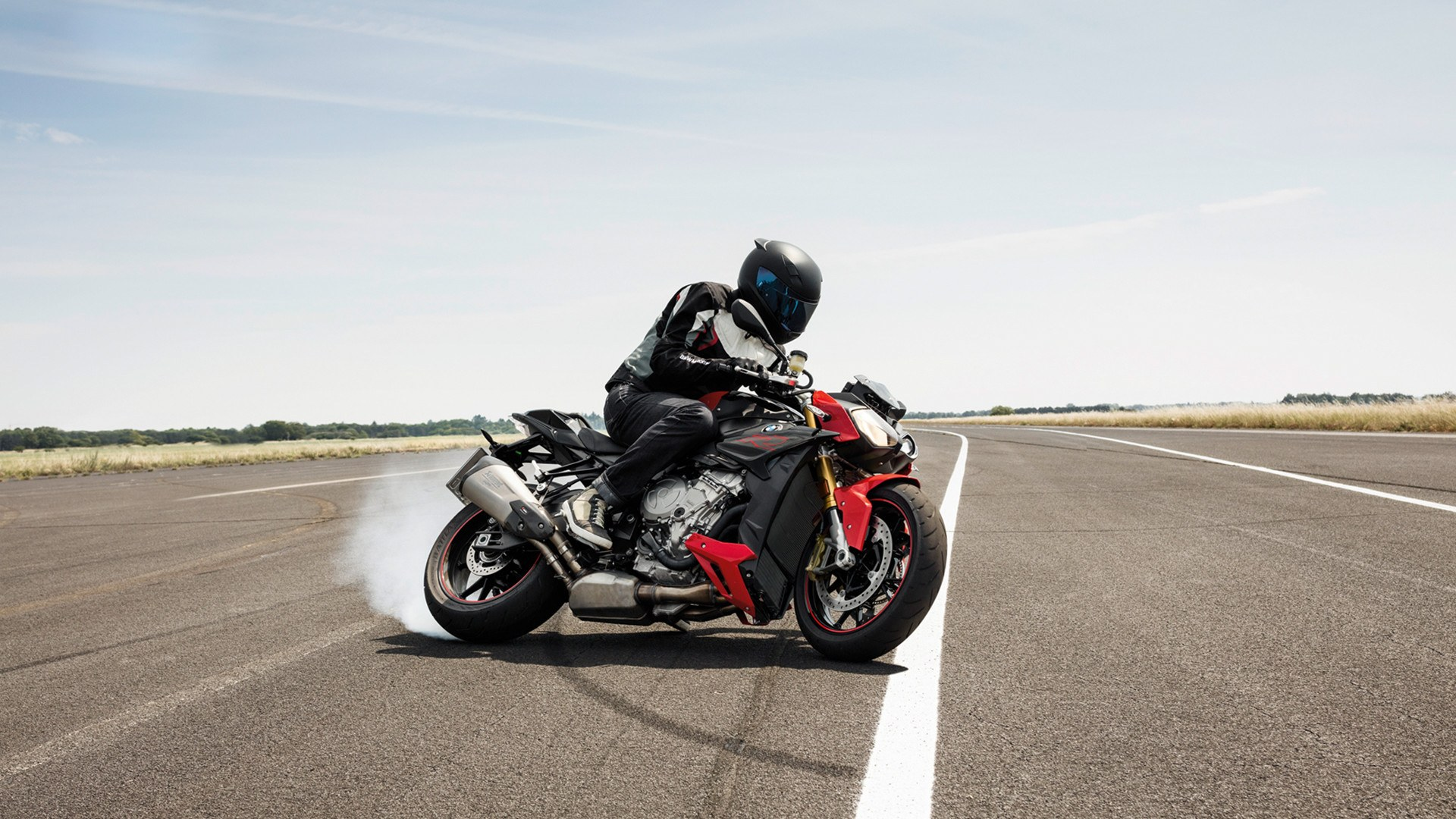 2017 BMW S 1000 R in Sioux City, Iowa