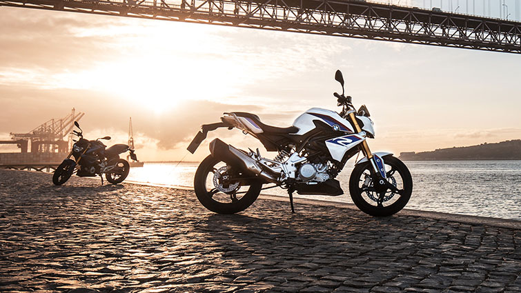 2017 BMW G 310 R in Cleveland, Ohio