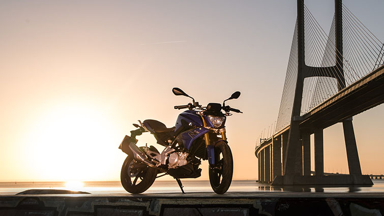 2017 BMW G 310 R in Greenville, South Carolina