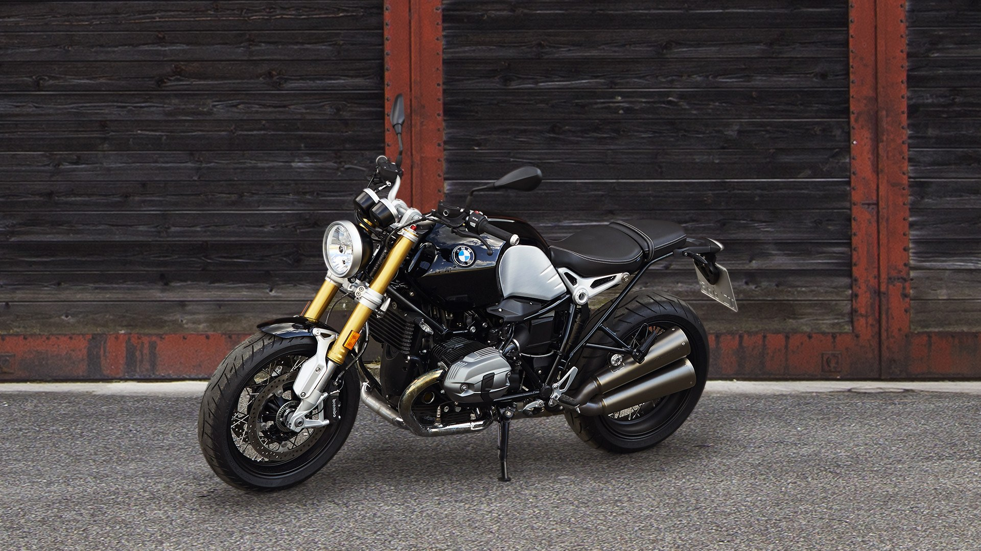 2017 BMW R nineT in Aurora, Ohio