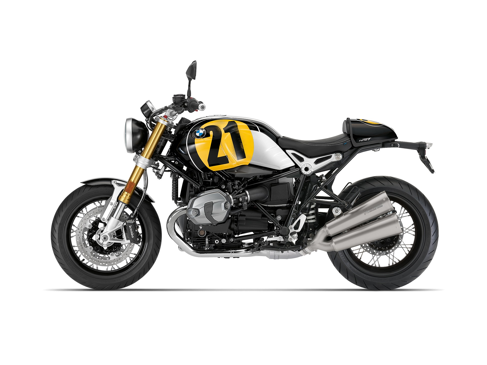 2017 BMW R nineT in Sarasota, Florida