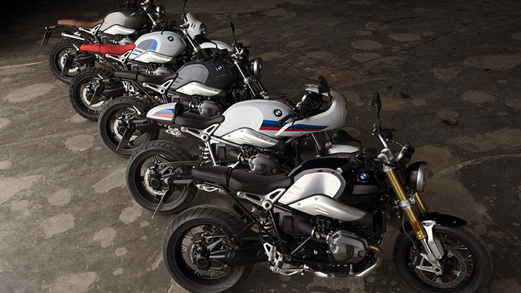 2017 BMW R nineT in Port Clinton, Pennsylvania