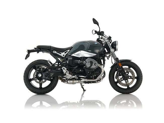 2017 BMW R nine T Pure in Daytona Beach, Florida