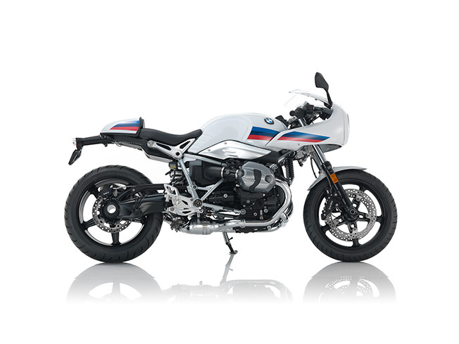 2017 BMW R nineT Racer in Palm Bay, Florida
