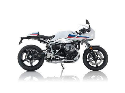 2017 BMW R nineT Racer in Orange, California - Photo 1