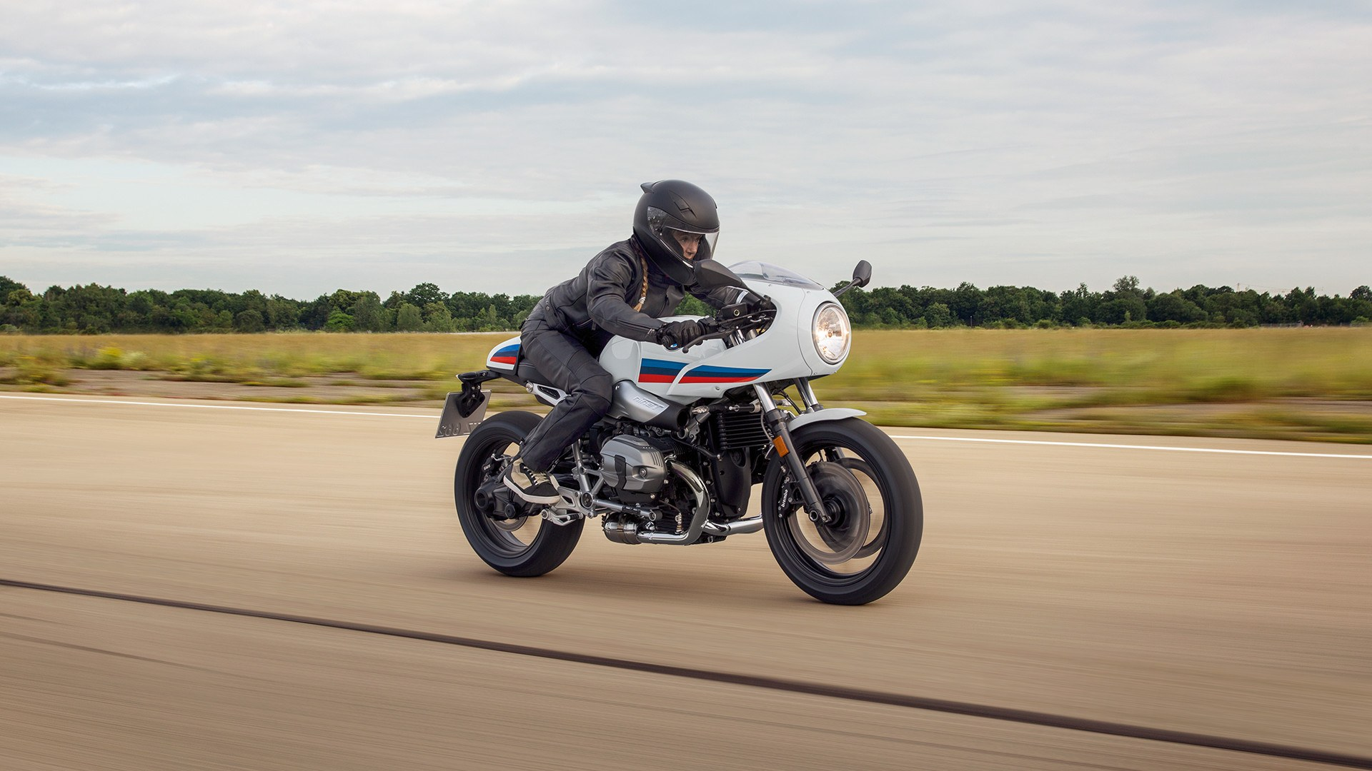2017 BMW R nineT Racer in Greenville, South Carolina