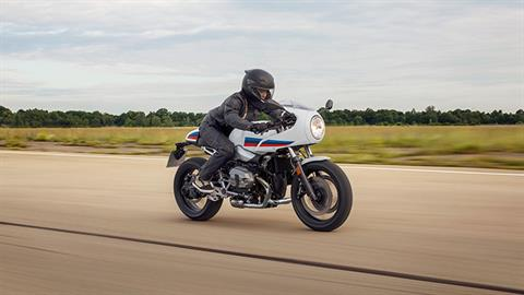 2017 BMW R nineT Racer in Broken Arrow, Oklahoma
