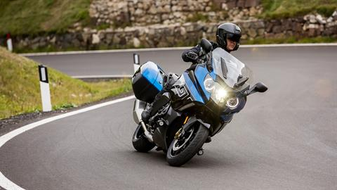 2017 BMW K 1600 GT in Gaithersburg, Maryland