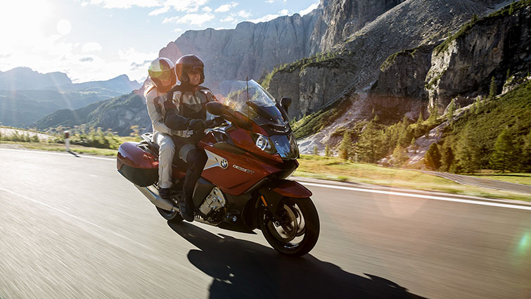 2017 BMW K 1600 GT in Centennial, Colorado - Photo 16