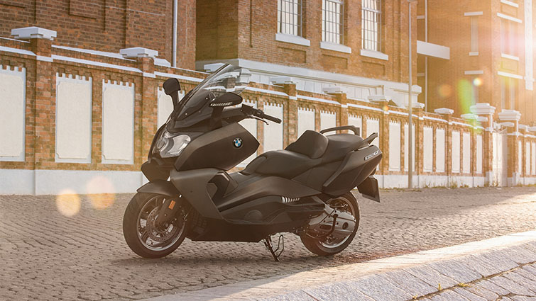 2017 BMW C 650 GT in Greenville, South Carolina