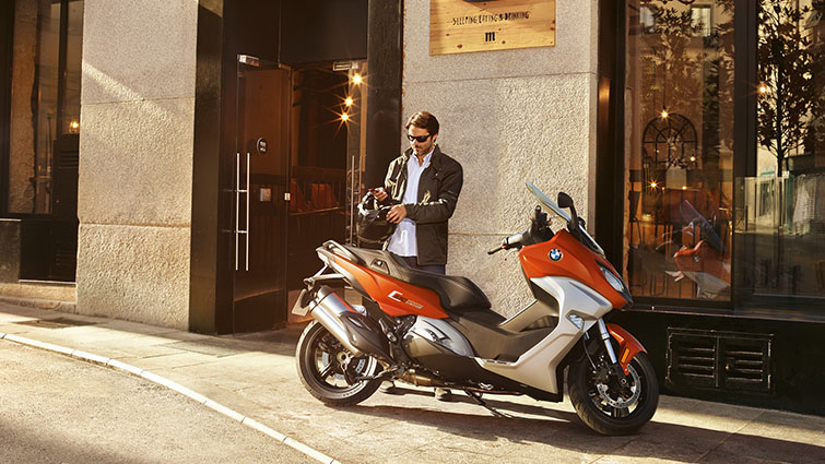 2017 BMW C 650 Sport in Sioux City, Iowa