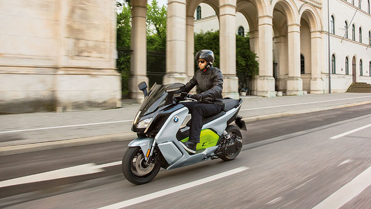 2017 BMW C Evolution in Columbus, Ohio