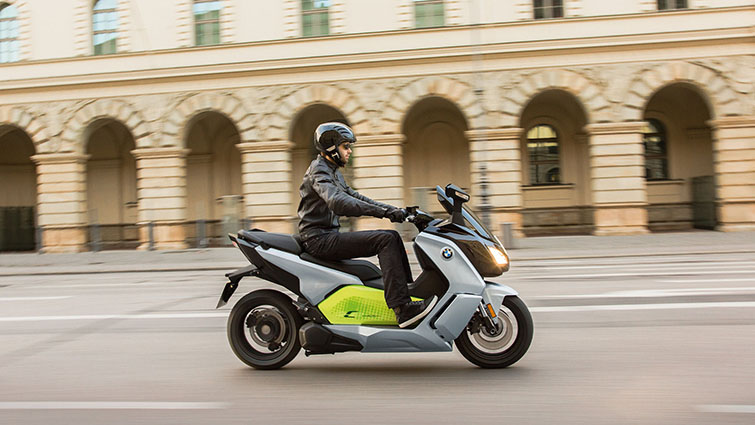2017 BMW C Evolution in Cape Girardeau, Missouri