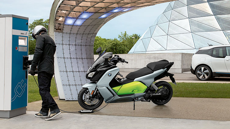 2017 BMW C Evolution in Broken Arrow, Oklahoma