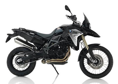 2018 BMW F 800 GS in Greenville, South Carolina