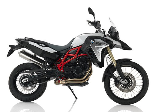 2018 BMW F 800 GS in Chico, California