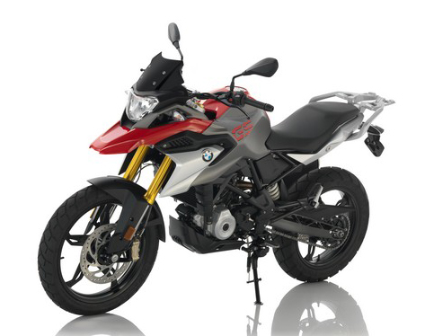 2018 BMW G 310 GS in Palm Bay, Florida