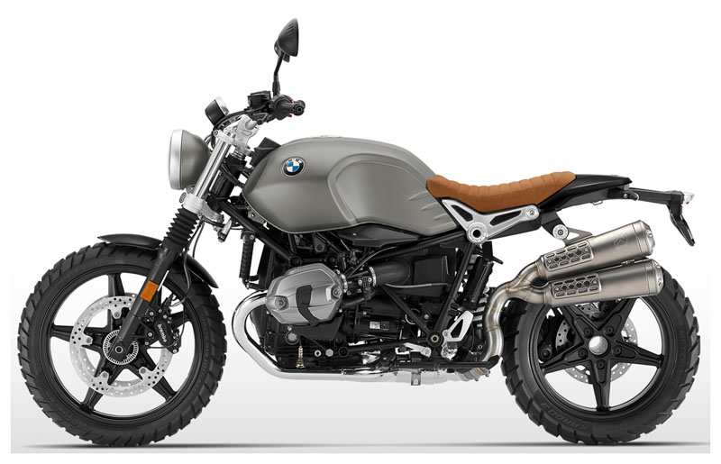 2018 BMW R nineT Scrambler in Ferndale, Washington