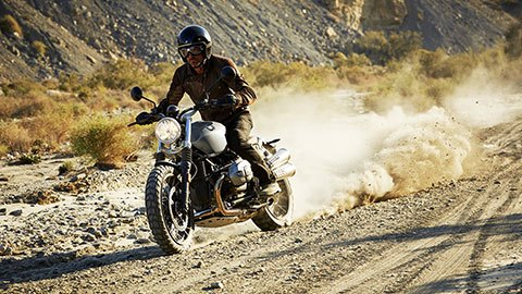 2018 BMW R nineT Scrambler in Chico, California