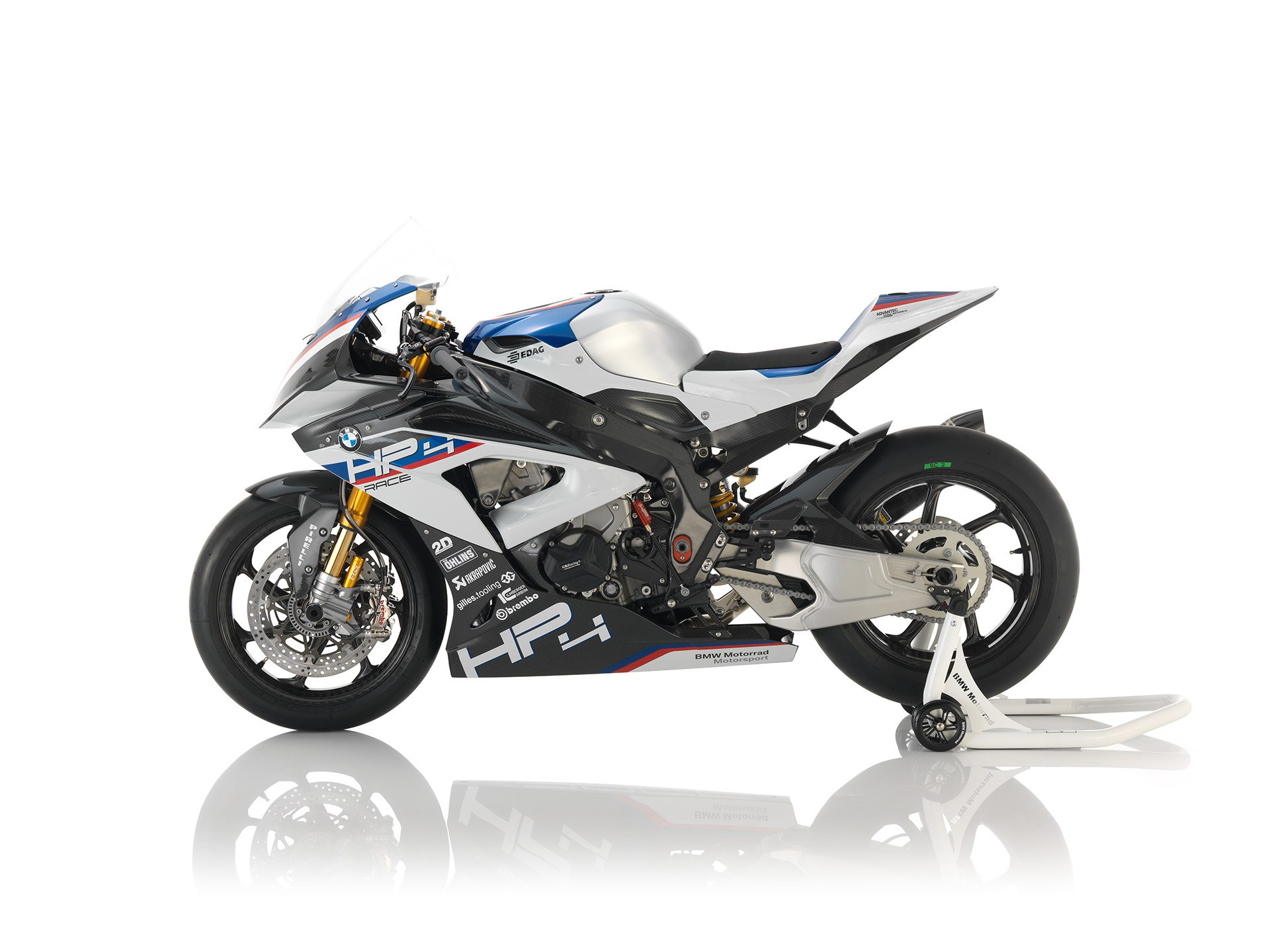 2018 BMW HP4 RACE in Daytona Beach, Florida