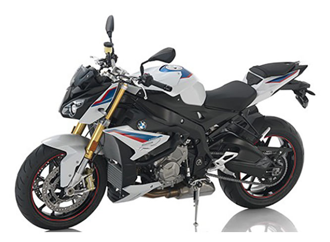 2018 BMW S 1000 R in Orange, California