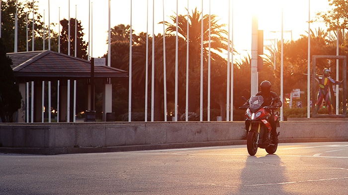2018 BMW S 1000 XR in Orange, California