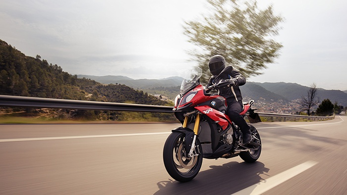 2018 BMW S 1000 XR in Chico, California
