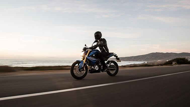 2018 BMW G 310 R in Chico, California