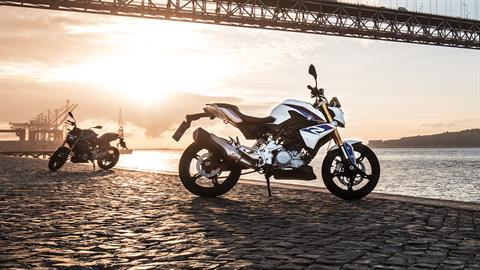 2018 BMW G 310 R in Cleveland, Ohio