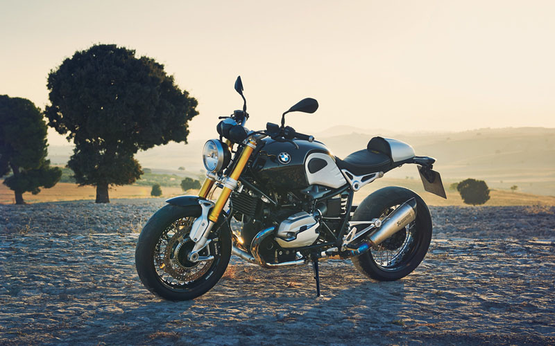 2018 BMW R nineT in Port Clinton, Pennsylvania