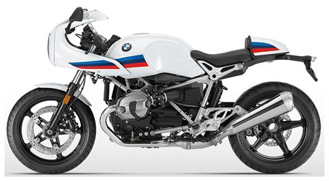 2018 BMW R nineT Racer in Iowa City, Iowa