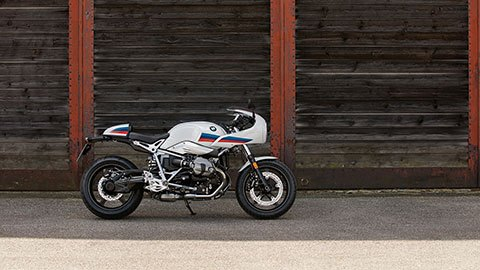 2018 BMW R nineT Racer in Broken Arrow, Oklahoma