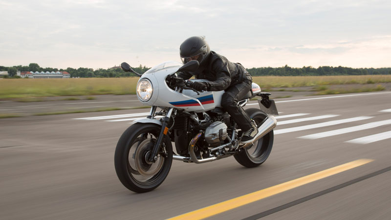 2018 BMW R nineT Racer in Port Clinton, Pennsylvania