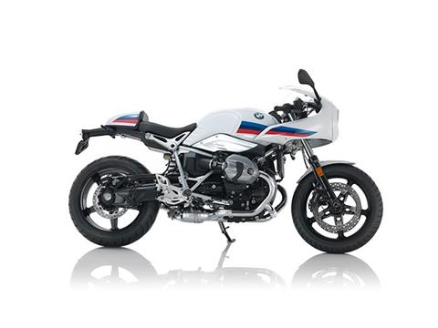 2018 BMW R nineT Racer in Greenville, South Carolina