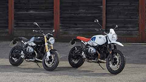 2018 BMW R nineT in Orange, California